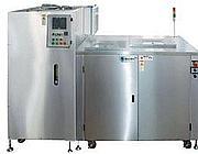 Il macchinario usato per trasformare i rifiuti in acqua (da eco-wiz.it)