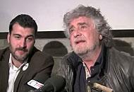 Grillo: Tasse peggio della mafia|VideoFava: Parla come Ciancimino|Audio