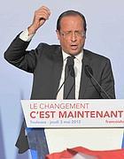 Francois Gerard Georges Hollande (Reuters)