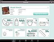 L'app HiBaby per iPad