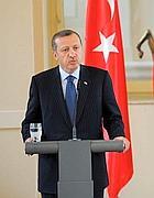 Il premier Erdogan (Afp)