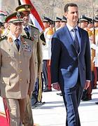 Bashar Assad (Epa)