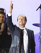 François Hollande: «Sarò presidente di tutti» (Reuters)