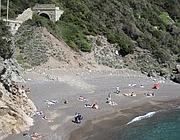 La spiaggia di Cala del Leone
