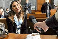 Processo Ruby bis, Nicole Minetti  in aula&laquo;Vergogna? Assolutamente no&raquo; <br />