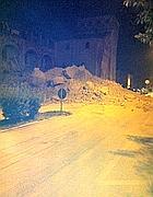 Una foto postata su Twitter: �Torre di Finale Emilia�, segnala un lettore