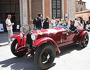 L'Alfa 6C 1500 dei campioni Scalise-Claramunt 