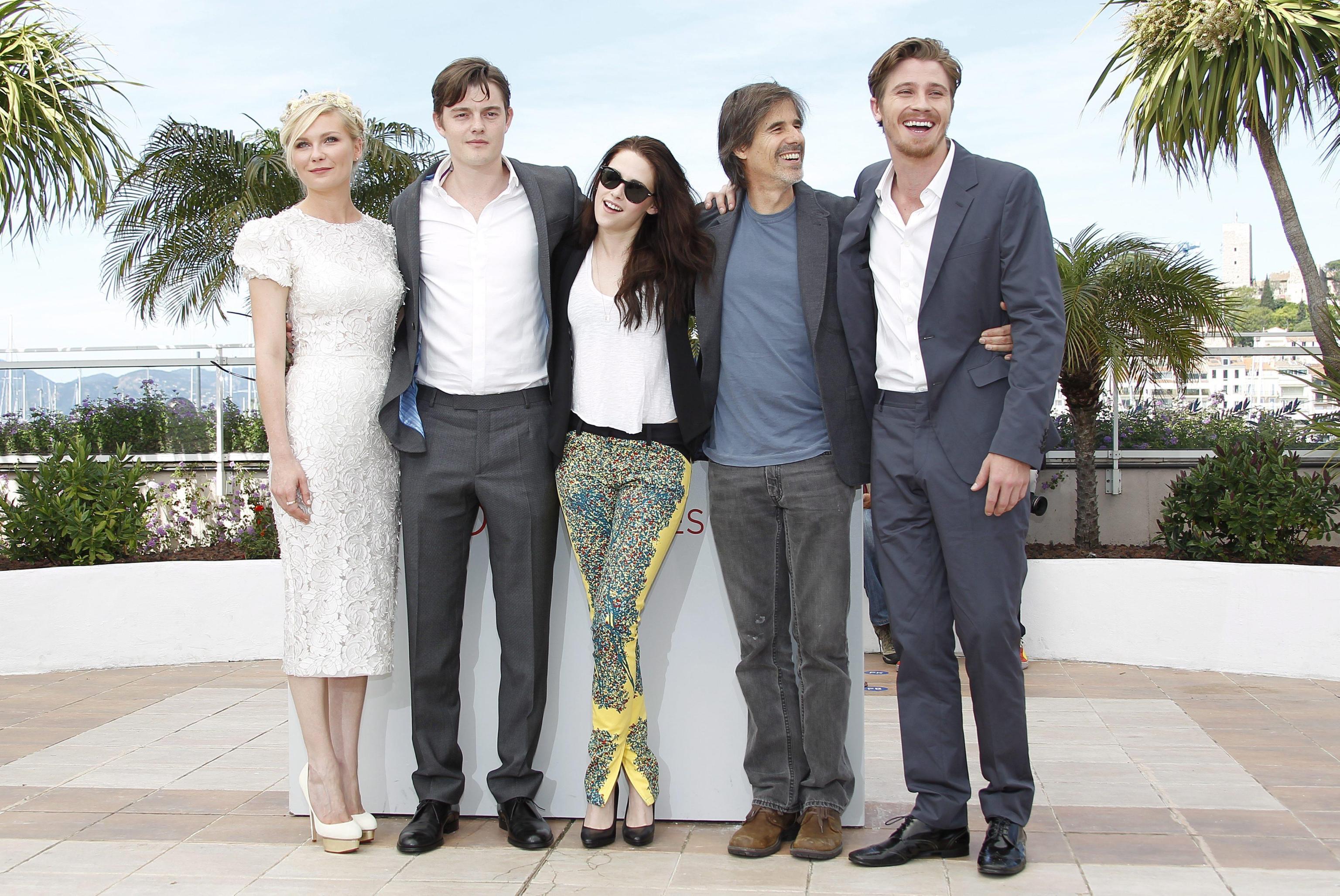 Il cast del film (Epa)