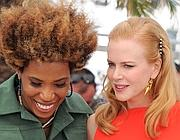 Macy Gray e Nicole Kidman (foto LaPresse) 