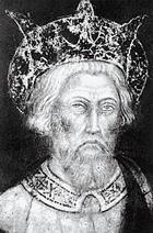 Un ritratto che si ritiene raffiguri Carlo Magno. Nell'800 d.C. fu «incoronato da Dio, grande e pacifico imperatore»