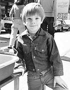 Il piccolo Etan Patz scomparso all'età di sei anni senza lasciare tracce