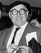 Cesare Zavattini. È stato giornalista, commediografo ma soprattutto sceneggiatore. Tra i tanti film ha sceneggiato «Sciuscià»