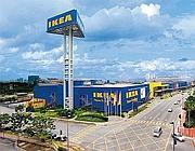 Lo store Ikea su Bangna-Trat Road a Bangkok