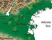 La mappa di Carminati e Camuffo