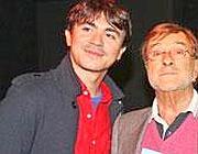 Alemanno e Lucio Dalla
