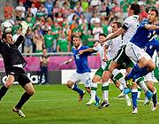 Il gol di Cassano