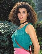 Sonia Topazio a diciotto anni