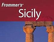 La copertina della guida Frommer's, dedicata alla Sicilia