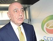 Adriano Galliani (Ansa)