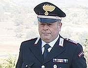 Il comandante Angelo Simone