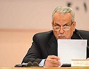 Il presidente della commissione Faruk Sultan (Afp)