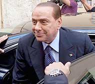 Berlusconi torna in campo: «Pronto a fare  il  ministro dell'economia in un governo Alfano»