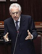 Mario Monti alla Camera (Eidon)