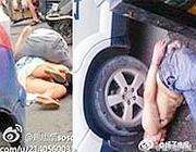 Le immagini dell'aggressione