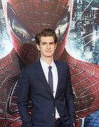 Andrew Garfield protagonista di �The Amazing Spider-Man� (Reuters))