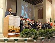 Mauro Roncoroni, sindaco di Cermenate