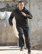 Matt Damon in �The Bourne ultimatum�