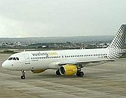 Un aereo della Vueling