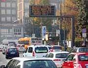 Traffico (Fotogramma)