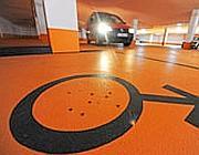 il parcheggio di Triberg (Epa/Sergeer)