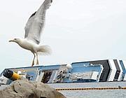 La Costa Concordia (LaPresse)