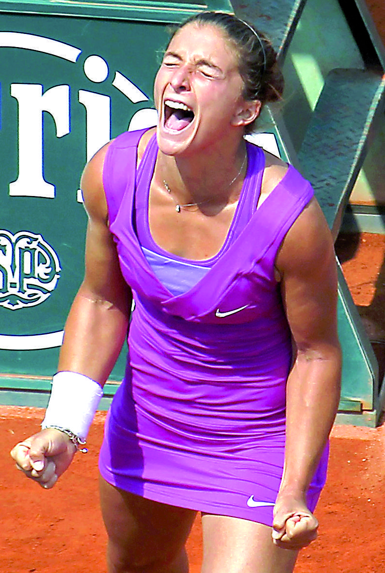 Sara Errani (Reuters/Duvignau)
