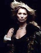 Kate Moss nel video  White Light