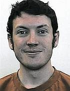 Il killer James Holmes