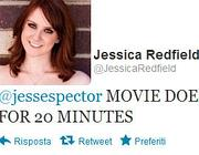 L'ultimo tweet di Jessica Redfield