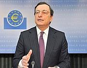 Mario Draghi (Ansa)