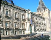 La sede della facoltà di Lettere e Lingue di Catania