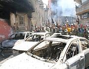 Devastazione a Damasco (Corbis)