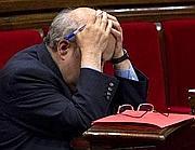 Il ministro del Bilancio della regione Catalogna Andreu Mas-Colell (El Mundo)