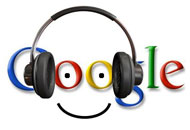 Il rock inglese contro Google