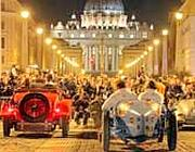 Mille Miglia, l'arrivo a Roma (Jpeg)