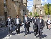 Studenti a Oxford