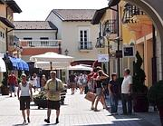 Serravalle outlet (Fotogramma)