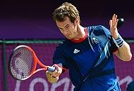 Un super Murray stronca FedererL'oro olimpico di Wimbledon � suo