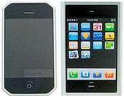 Un iPhone e un iPod touch che sono rimasti dei prototipi