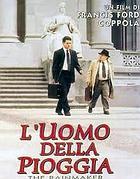 Avvocati nel cinema: Danny De Vito e Matt Demon in «L'uomo della pioggia»